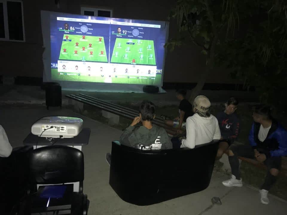FIFA Night – II
