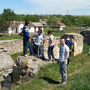 Excursie Cetatea Capidava