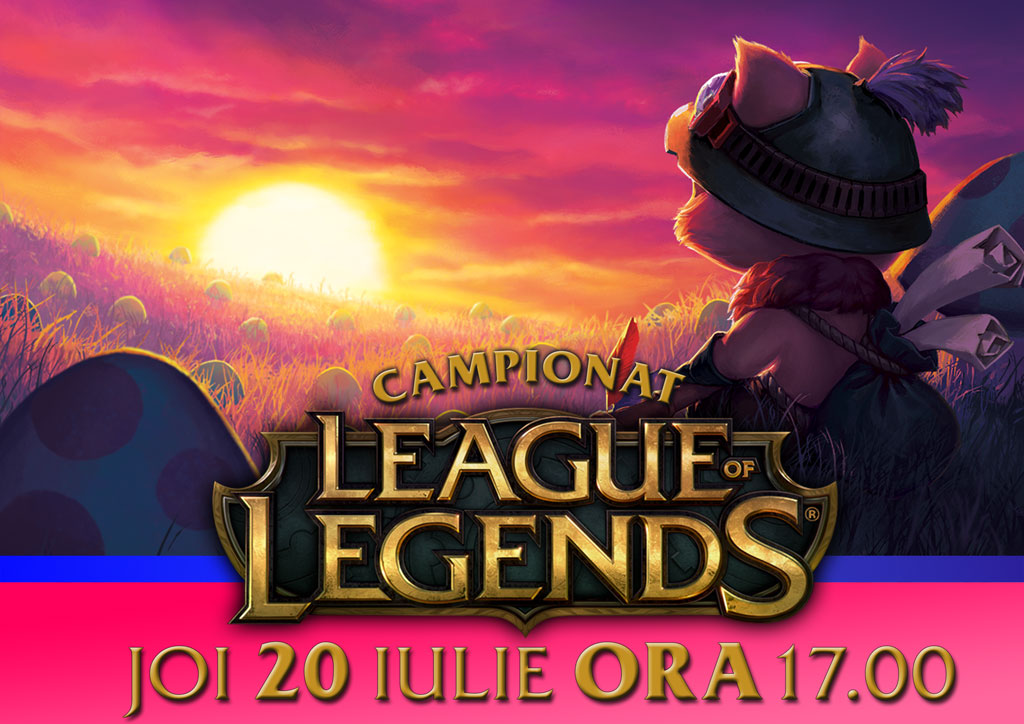 Campionat League of Legends