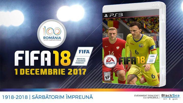CAMPIONAT FIFA18
