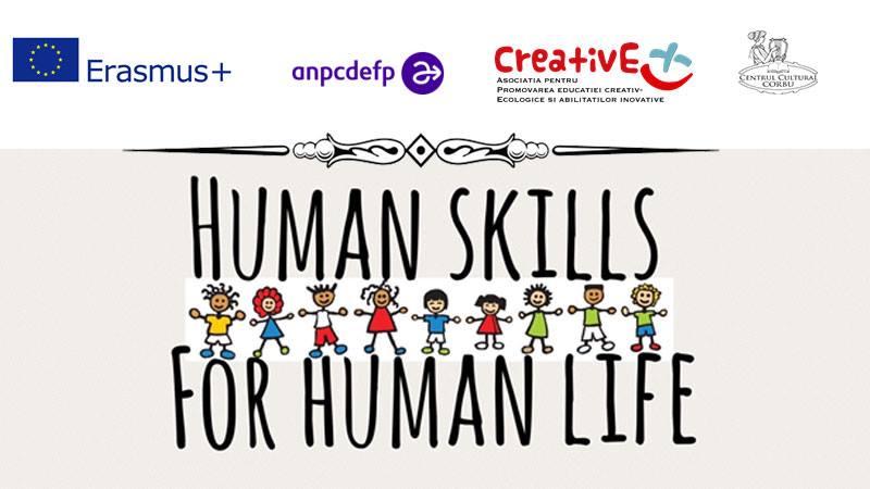 Human skills for human life