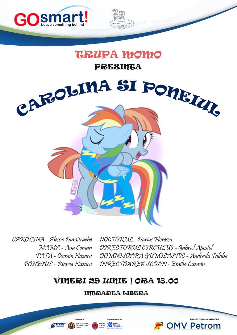 Carolina si poneiul