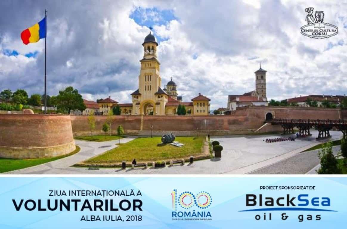 Ziua Internationala a Voluntarilor in inima Romaniei