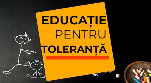 Educație pentru toleranță