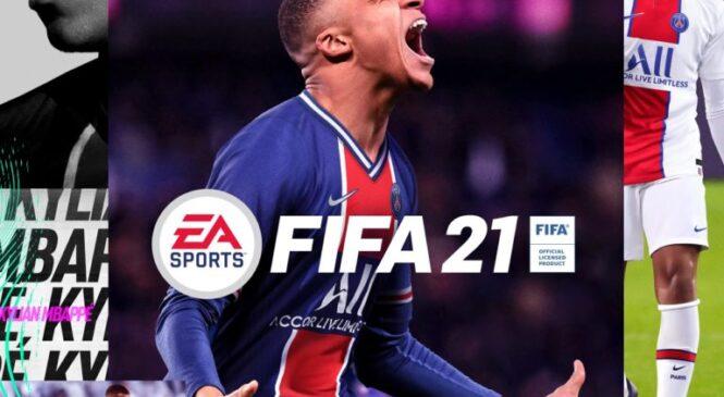 FIFA21 Pandemic