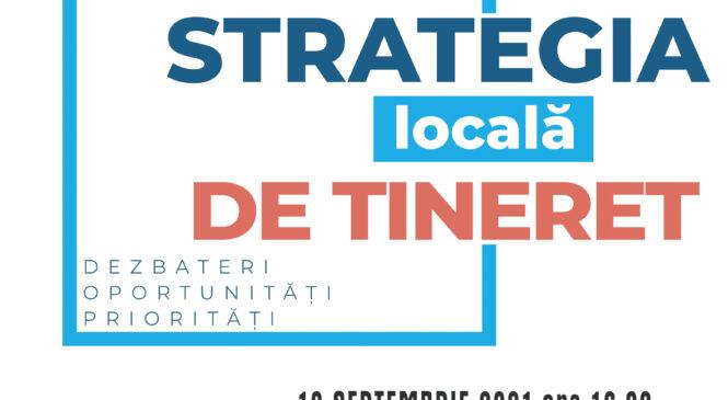Strategia locală de tineret